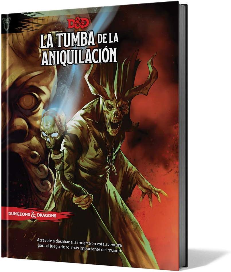 Dungeons & Dragons-La Tumba de la Aniquilación (Edge Entertainment ...