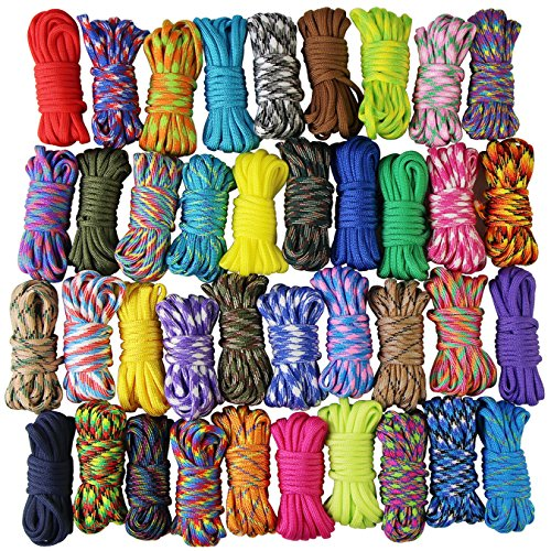 UOOOM Paracord Bracelet Parachute Survival