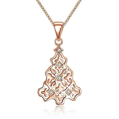 Amazon com: Christmas Gifts for Girls Women's 18K Gold