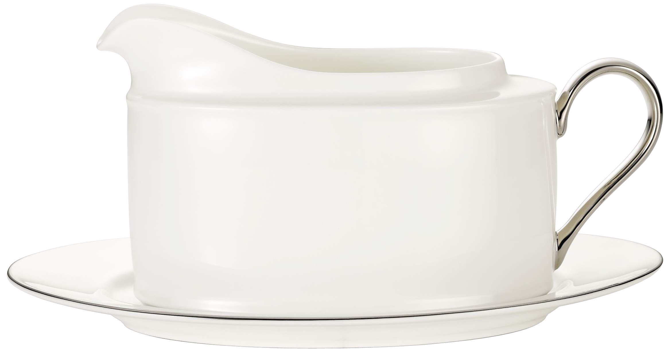 Noritake Maestro Gravy Boat with Stand by Noritake (Image #1)