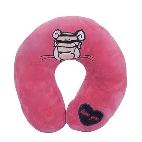 Netter de tigre patrón cómodo almohada Cuello Viaje Cuello y ...