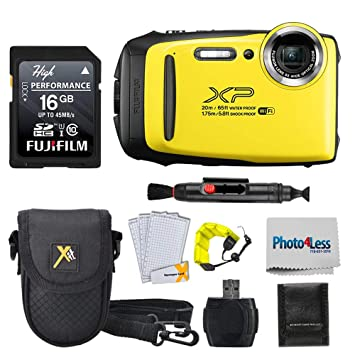 Amazon.com: Fujifilm FinePix XP140 - Funda para cámara de ...