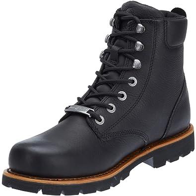 Harley Davidson - Vista Ridge - D93423 - Black, Tamaño:EUR 41: Amazon.es: Zapatos y complementos