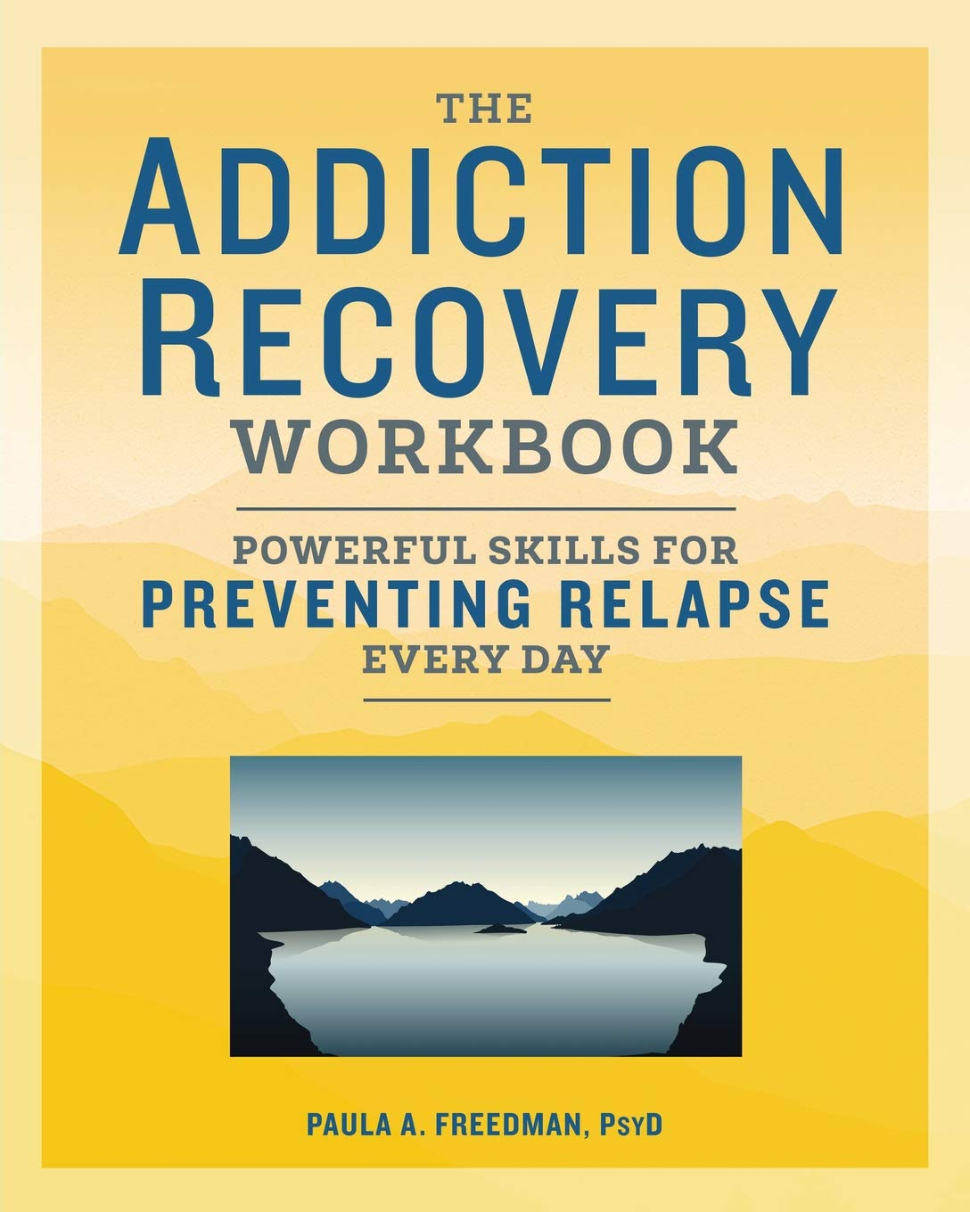 Addiction Recovery Workbook Powerful Preventing product image