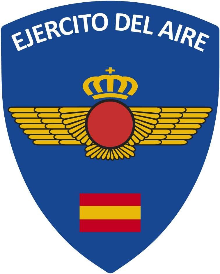 Artimagen Pegatina Escudo Pico Ejército del Aire 48x60 mm.: Amazon.es: Coche y moto
