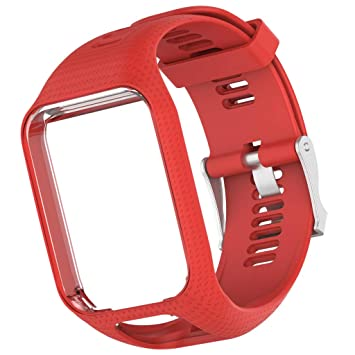 D DOLITY 34 mm Pulsera Silikomart Repuesto Reloj Pulseras Wrist ...