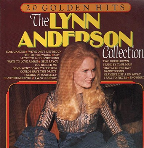Loretta Lynn - 20 Golden Hits The Lynn Anderson Collection - Zortam Music
