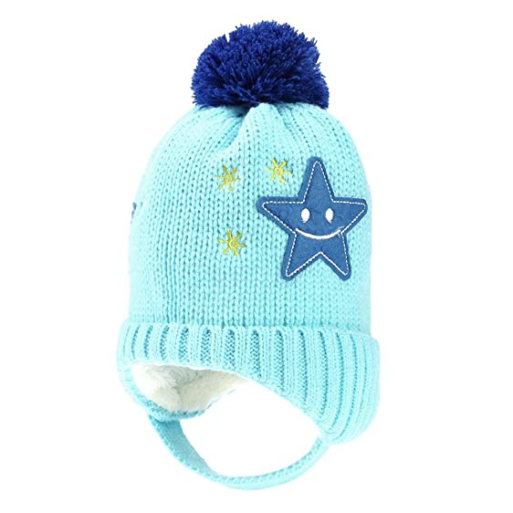 Amazon Amazingdeal Newborn Baby Infant Knitted Hat Thicken 5