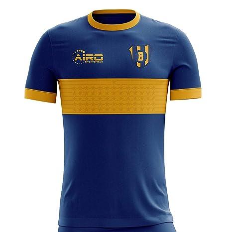 brand new 18600 8c4c9 Amazon.com : Airo Sportswear 2019-2020 Boca Juniors Home ...