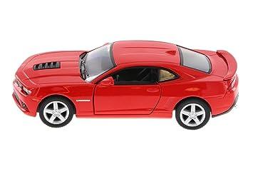 Amazon com : Kinsmart 2014 Chevy Camaro 1:38 scale 5