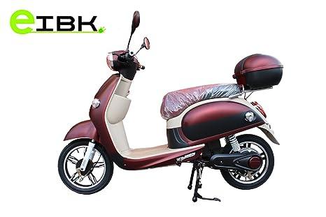 Bici Bicicletta Elettrica A Pedalata Assistita E Scooter Motore 48v