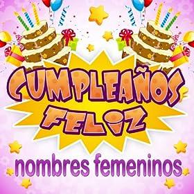 Amazon.com: Cumpleaños Feliz Beatriz: Chorus Friends: MP3