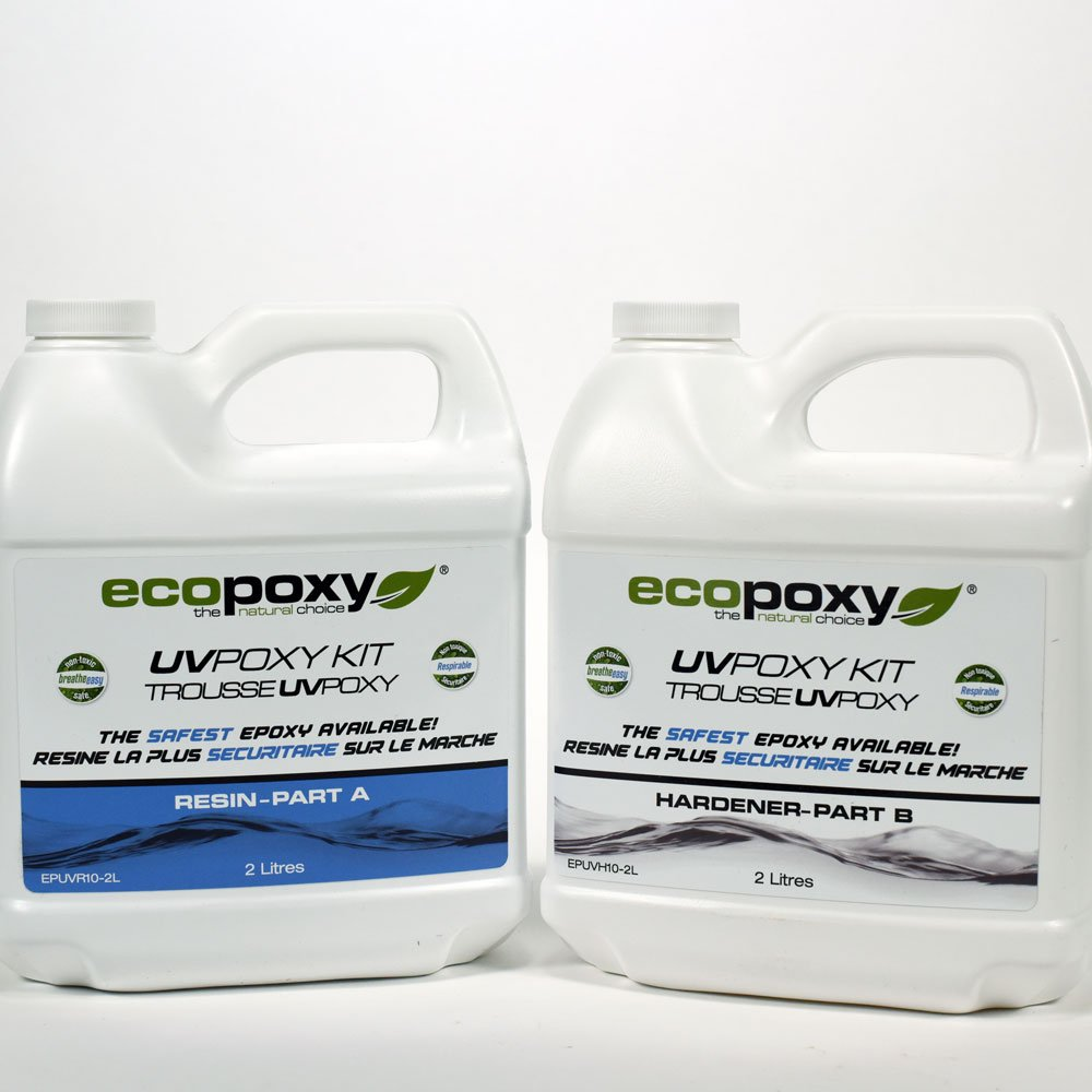 ECOPOXY UVPOXY KITS (4 Litres) by Ecopoxy (Image #2)