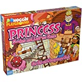 Educational Game - Noggin Playground's Princess Snakes and Ladders - Early Learning Math Game for Young Kids