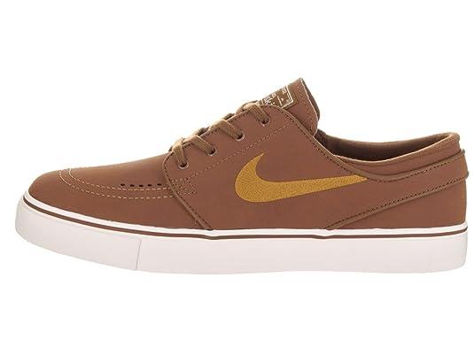 Amazon.com | NIKE Men's Zoom Stefan Janoski L Skate Shoe | Fashion Sneakers