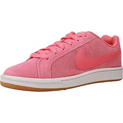 new arrival 3ac5b 426ac Nike Womens Court Royale Suede Trainers 916795 Sneakers Shoes (UK 4 US 6.5  EU 37.5
