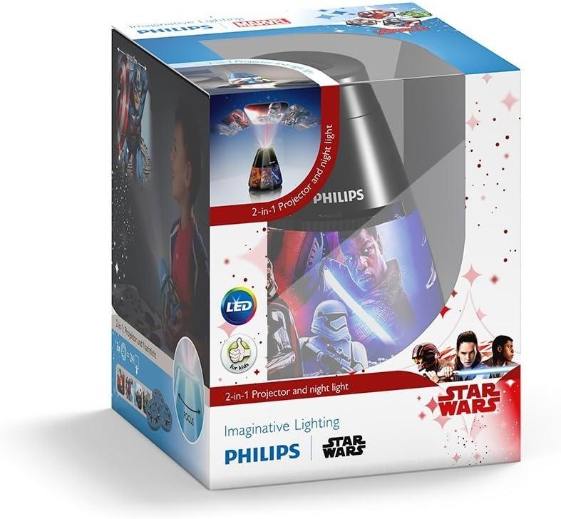 Signify LED Star Wars Episodio VIII Luz nocturna infantil y ...