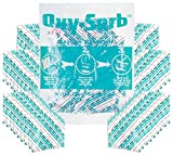 Dry-Packs Oxy-Sorb 50-Pack Oxygen Absorber, 300cc
