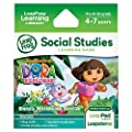 LeapFrog Dora the Explorer Learning Game (works with LeapPad Tablets and LeapsterGS)