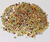 Lot of 10.0 CTS. Mixed Color&Size Fancy Sapphire Natural Gemstone Approx. 50 Pcs
