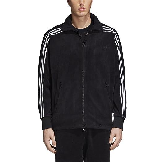 adidas Men's Beckenbauer Velour Track Jacket CY3541