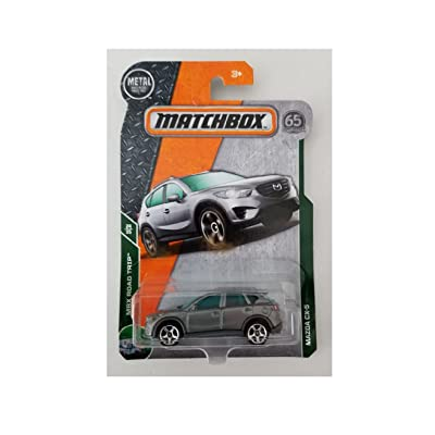 Matchbox MBX Road Trip Mazda CX-5 Series # 93/125: Toys & Games