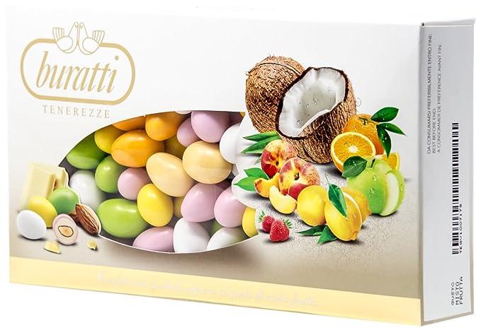 Dulces Buratti, de frutas variadas