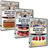 Buy The Great British Baking Show: Complete Seasons 1-3 DVD Collection