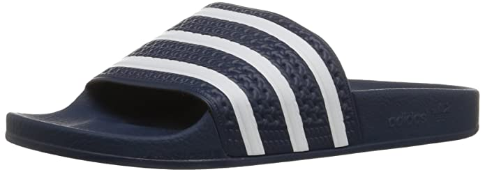 Adidas Adilette Sandals Navy 288022 Outlet Stores