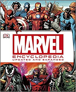 Descargar Bittorrent En Español Marvel Encyclopedia - Updated Edition Epub Gratis 2019