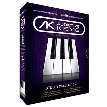XLN Audio Addictive Keys Virtual Instrument Software: Amazon ca