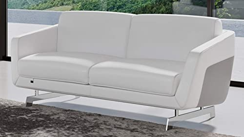 Zuri Furniture Modern Armondo Loveseat