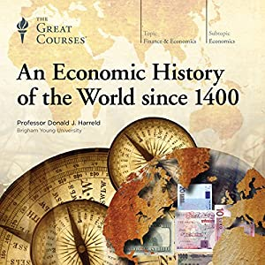 An Economic History of the World since 1400 Lecture