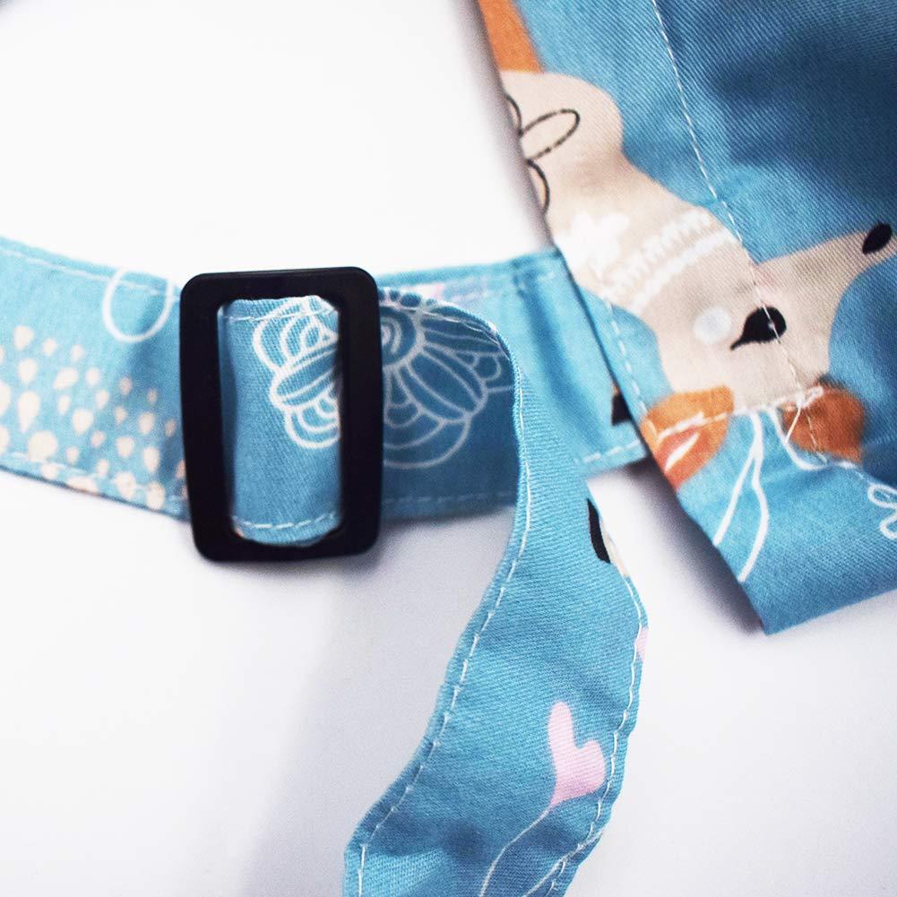 Serviette Dallaitement WENTS Cagoule Dallaitement Avec sangle R/églable pour la Housse de Protection Respirante en Coton pour Maman