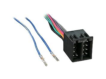 amazon com metra 70 1784 radio wiring harness for audi 88 99 metra 70 1784 radio wiring harness for audi 88 99 volkswagen 80