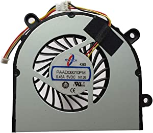 New Laptop CPU Cooling Fan for MSI CX61 CR650 FX600 FX610 FX610DX FX610MX FX603 FX620 FX620DX FX600MX GE620 GE620DX GP60 MS16GB