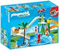 PLAYMOBIL Water Park with Slides Playset | Imaginative Play | Pretend Play Sets