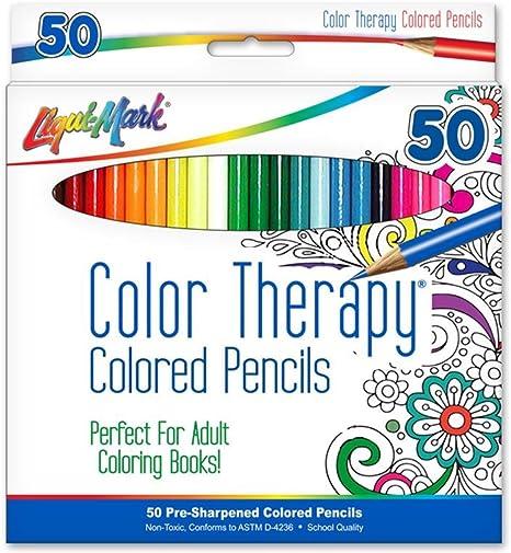 Liqui-mark Colored Pencils 10