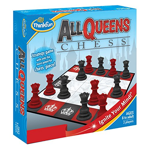 - Think Fun All Queens Chess