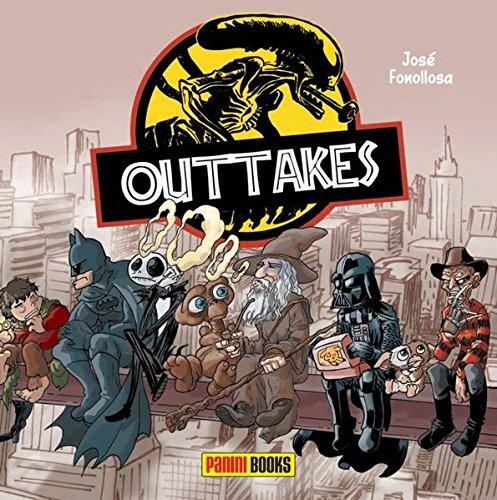 Outtakes: Filmreife Cartoons aus Kino und TV Gebundenes Buch – 9. März 2015 José Miguel Fonollosa Panini 3833230142 Comic