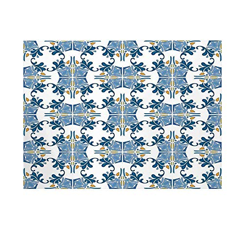 Traditional House Decor Photography Background,Roman Tile Mosaic Design with Famous Artful Eastern Inspired Backdrop for Studio,15x10ft - Roman Mosaics Bath
