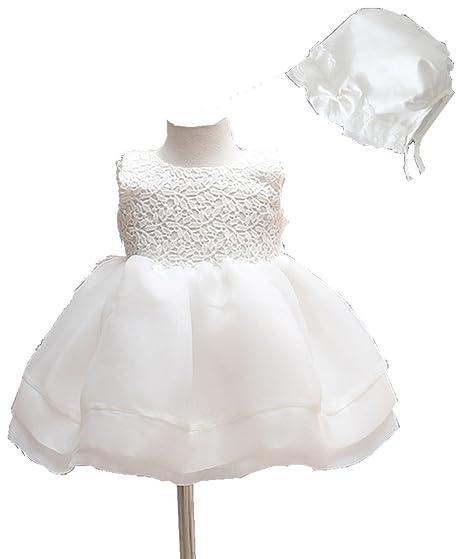 """asapbay vestido de niña para boda/de ceremonia mignonne """"appliques Organza y Laces"""