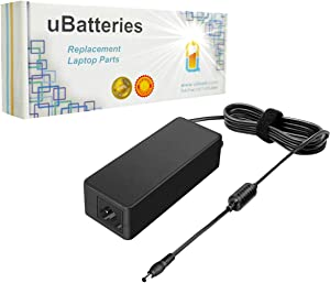UBatteries Compatible 19V 75W AC Adapter Charger Replacement for Toshiba Satellite A80 A85 A200 A205 A210 A215 A300 A305 A305D A350 A355 A505 A505D A660 A660D A665 A665D A505-S6025 A505-S6030 Series