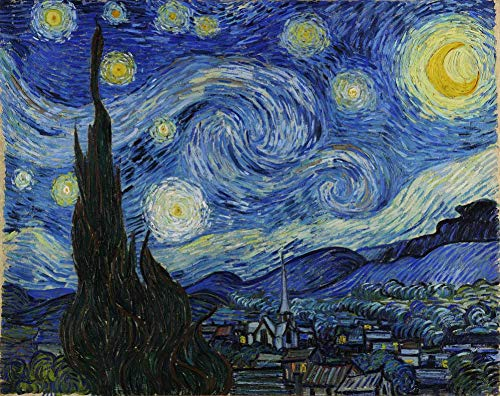 Toperfect Hand Painted Art Paintings of gogh-signature-name