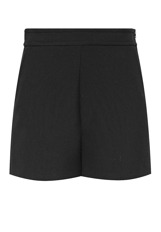 HALLHUBER High-Waist Shorts gerade geschnitten