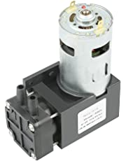 Dc12v Bomba De Vacío 42w Mini Pequeña Bomba De Vacío Sin Aceite -85kpa Flujo 40l / Min
