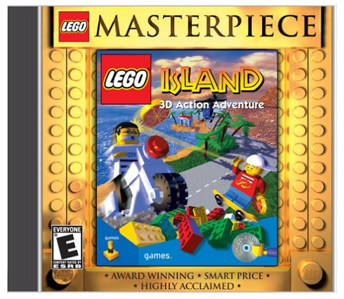 LEGO Island (Jewel Case) - PC