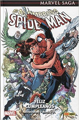 El Asombroso Spiderman: Feliz cumpleaños: 9788490946404 ...