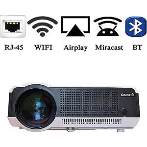 Amazon.com: 4000 Lumen 1080P FULL HD Home Theater Multimedia ...