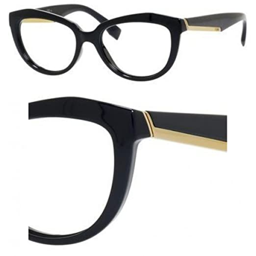 a3556670e6 Image Unavailable. Image not available for. Color  New FENDI Rx Eyeglasses  ...